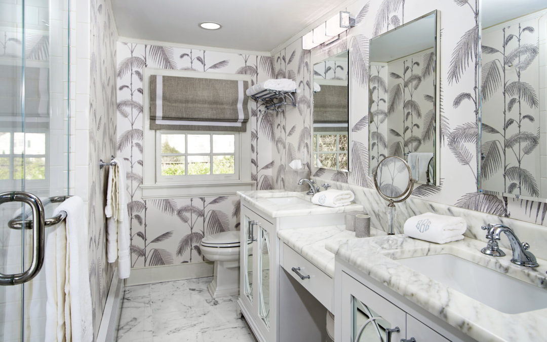 A Fresh Take – Modern Homeowners, Dated Master Bath
